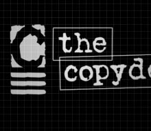 The Copydesk logo intro
